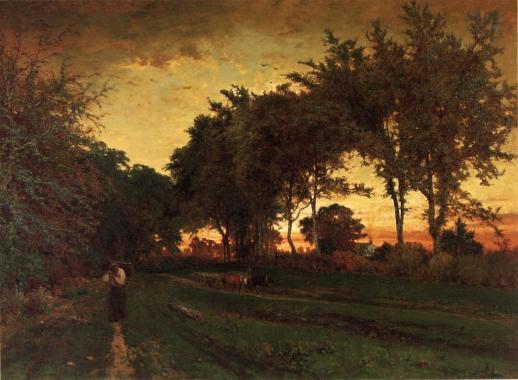 Inness Landscape